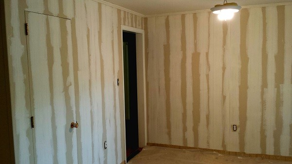 Painting Paneling before 01