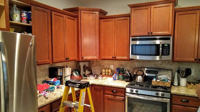 Kitchen Cabinet Refinishing Charleston Sc