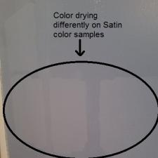 How to Apply Color Samples
